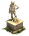 D SS IronAge Statueonsocket1.png